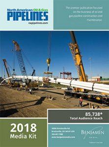 2018 North American Oil & Gas Pipelines Media Kit