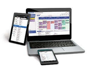 The use of mobile technology on the jobsite has improved efficiency for construction contractors. Through a fully integrated mobile solution, a field technician submits data electronically, reducing the need to make trips to the office and eliminating redundant data entry of manual paperwork.