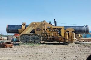 CRC-Evans Centurion Bending Machine