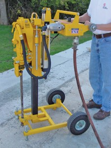 Finding Gas Leaks with the Right Drill