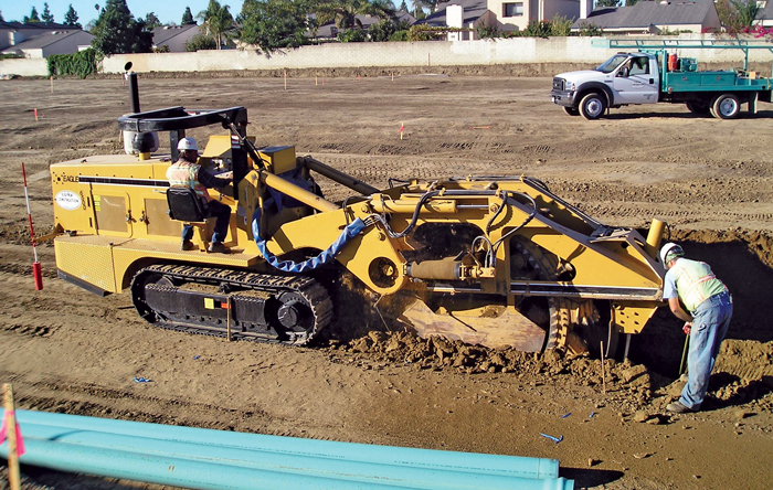 Trenchers and Equipment Inc.