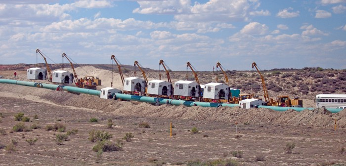 Rockies Express Pipeline Gets a Second Chance