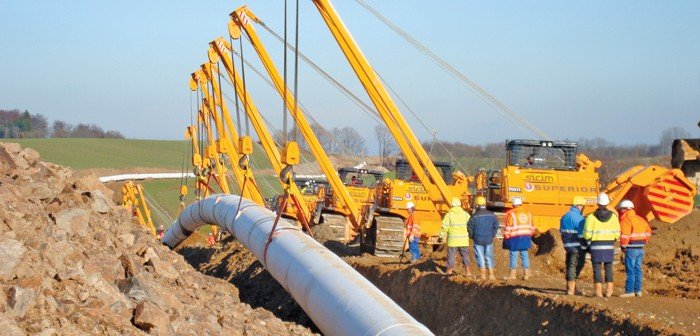 Superior SPX-Series Pipelayers