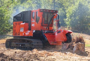 Bandit Track Carriers/Forestry Mowers