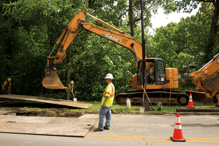 Case's Equipment Part of Southern Pipeline's Growth