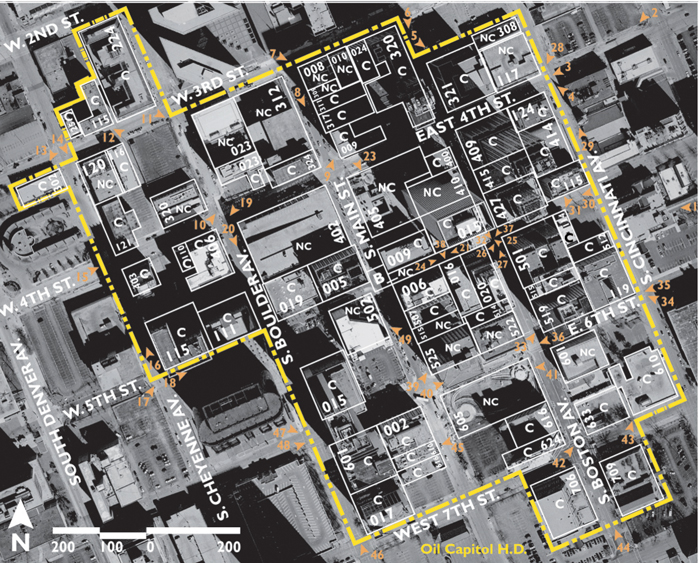Tulsa's Oil Capital Historic District