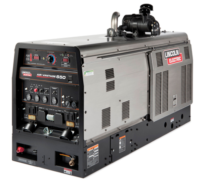 Lincoln Electric Air Vantage 650 Engine-Driven Welder