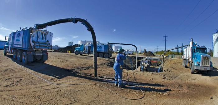 Vacuum Excavators' Gentle Touch Gaining Favor