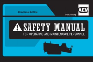 AEM has developed new and updated safety manuals related to directional drilling.