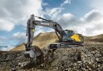 The Volvo construction equipment EC480E crawler excavator is now available.