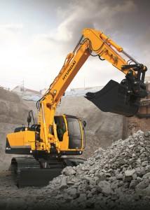 Hyundai's New R180LC-9A Excavator