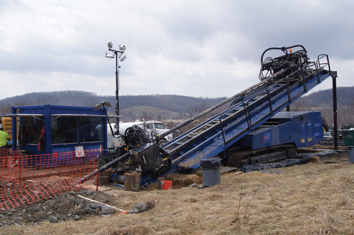 American Augers DD-440T