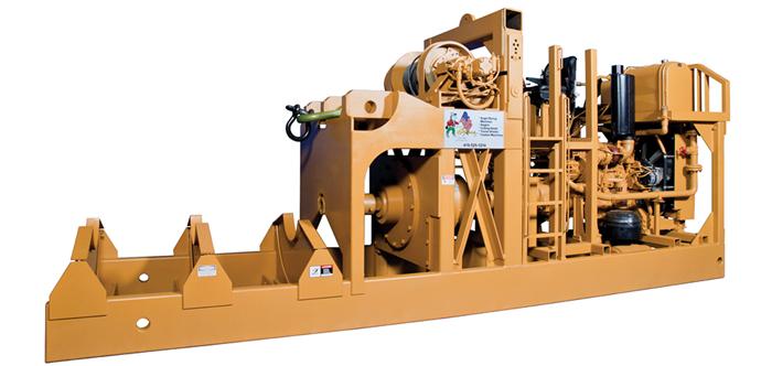 cradle boring machine