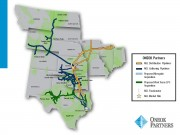ONEOK will acquire an 80 percent interest in the West Texas LPG Pipeline and 100 percent interest in the Mesquite Pipeline, which collectively consist of approximately 2,600 miles of NGL gathering pipelines from the Permian Basin in southeastern New Mexico to East Texas and Mont Belvieu, Texas.