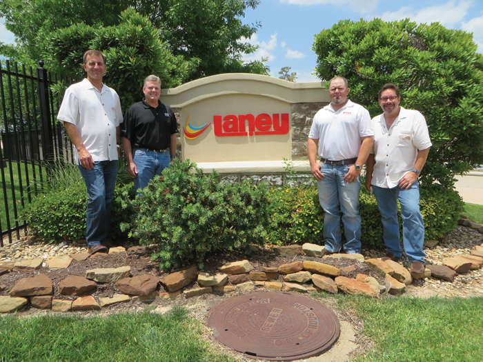 Laney Celebrates Longevity, Evolves to Meet Demand