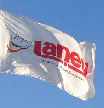 Laney's Flag