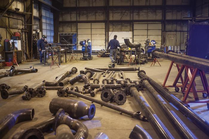 Pipeline welding jobs in oklahoma
