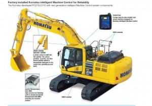 Komatsu-PC210LCi10-excavator