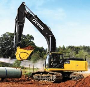 John Deere G-Series Excavators