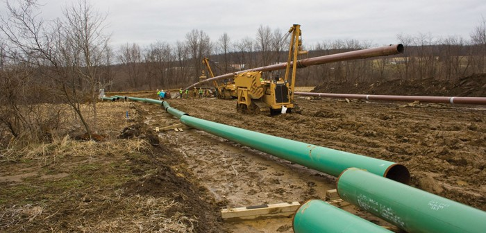 Natural Gas Pipeline Installation : U s natural gas projects