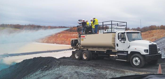 FINN Corp. Landscape and Erosion Control Equipment