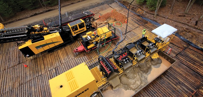 Vermeer Positioned to Grow with Pipeline Industry
