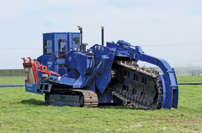 Trencor T1460 Trencher