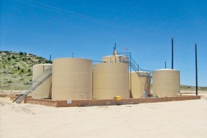 Geo-Membranes as Secondary Containment Liners for Oil Production