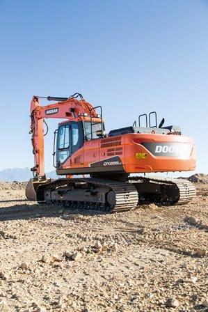 Doosan-DX255LC-5