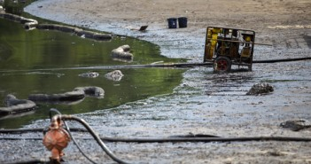 Oil Pipeline Spill Safety