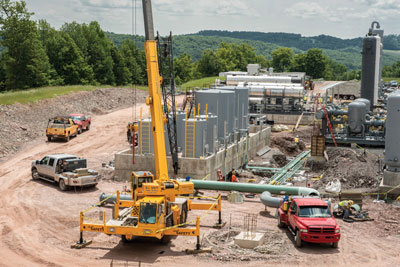 Bond-Williams-Mistream-Compressor-Station