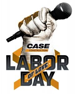 Case Construction Equipment Labor of Love