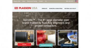 Plasson USA Website
