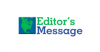North American Oil and Gas Pipelines Editor's Message
