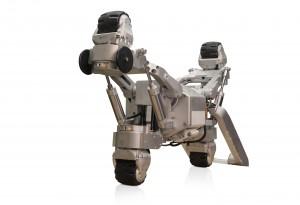 ULC Robotics Cirris XI pipeline inspection