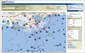All pipeline maps are incorporated into the vessel-tracking tool.