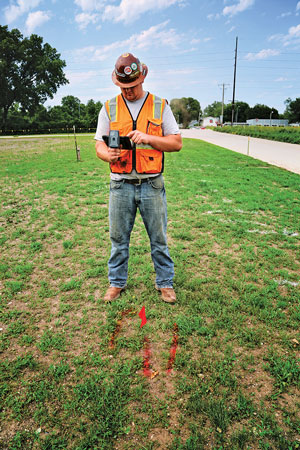 There are pieces of software on the market that can help a contractor plan a bore. That information is collected in a single electronic report that can be emailed to the project owner, inspectors and anyone else who needs it.