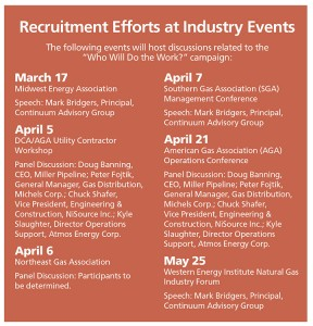 Pipelines Recruitment Effort Spring 2016