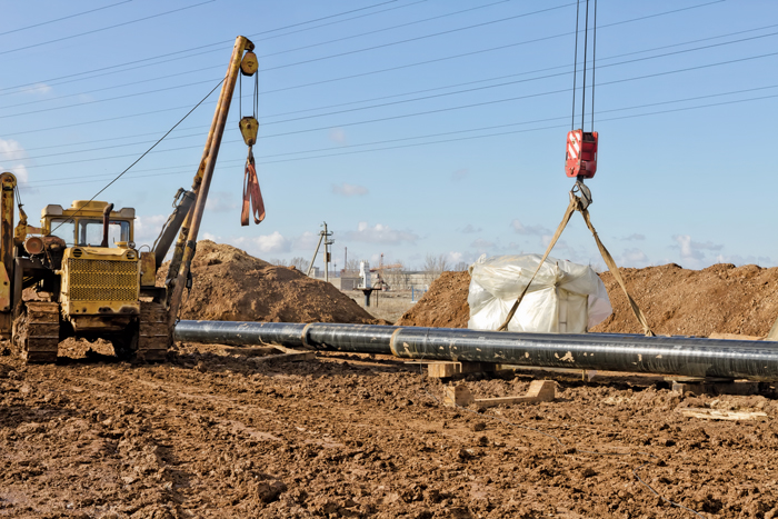 Maintaining aging oil and gas pipeline infrastructure