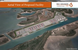 NextDecade's LNG export projects include the Rio Grande LNG facility in Brownsville, Texas.
