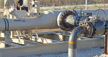 Shale Production Aided by Automated Pigging System