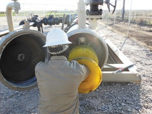 Pigging Systems Improve Shale Play Production