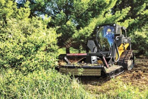 John Deere Worksite Pro Extreme Duty Brush Cutter Attachments