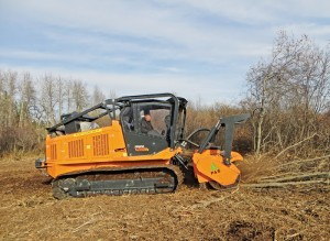 FAE Prime-Tech PT-300 Industrial Track Mulcher