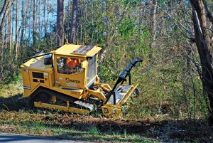Rayco Mfg. C200 Forestry Mulcher