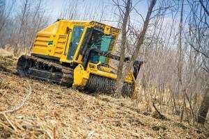Vermeer FT300 Forestry Tractor