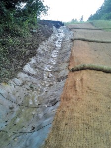 High-Performance Concrete Cloth Helps Protect Pipeline