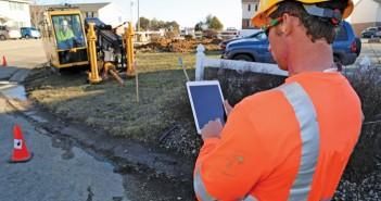 Digitizing Underground Construction