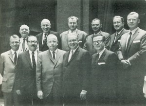 The first board of directors of what would later become IPLOCA held their first meeting in September 1966, in Paris.