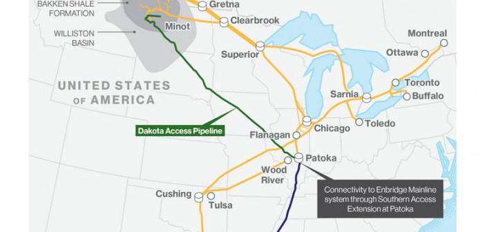 Enbridge, Marathon to Pay $2B for Stake in Bakken Pipeline